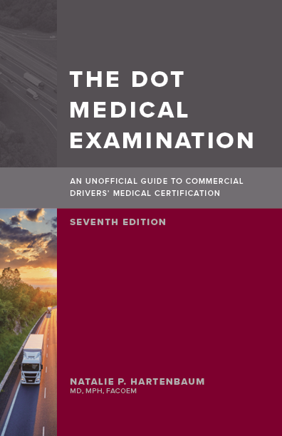 The DOT Medical Examination, Seventh Edition cover image