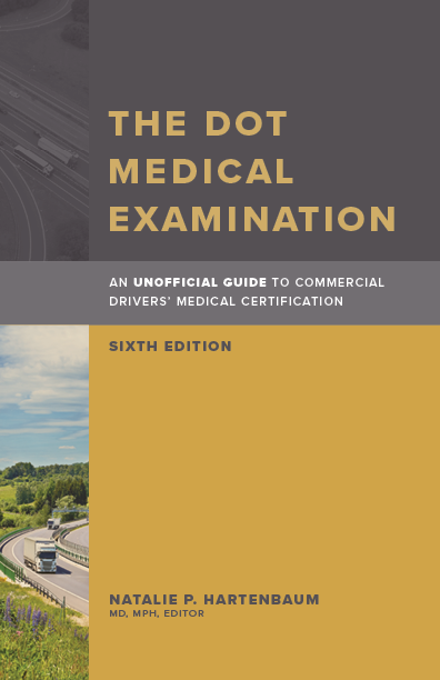 The DOT Medical Examination, Sixth Edition cover image